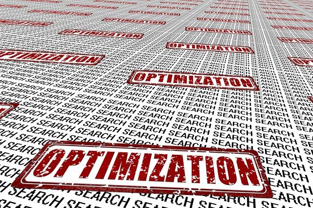 optimalizace prohlížeče
