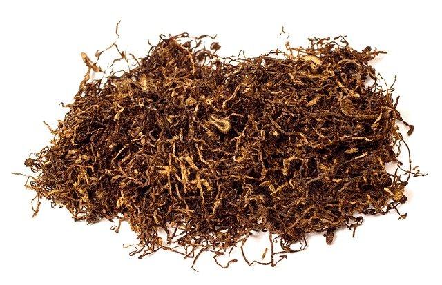 sušený tabák